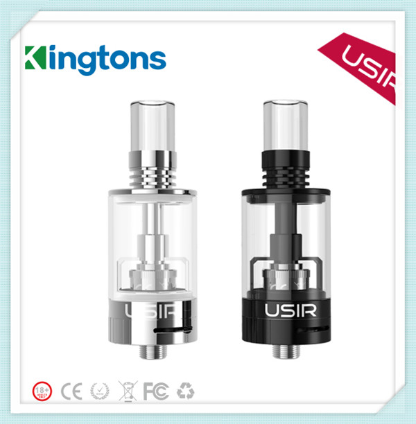 Crazy selling ceramic donut atomizer Usir vapor kit no wick atomizer