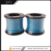 Fishing Tackle Sale 500Meter 4ply Weave Blue Fishing Line Braid