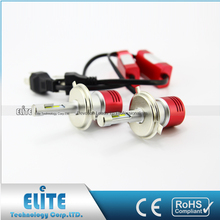Best selling Auto led lighting system more smaller V5 car led headlight bulb h4
