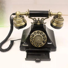 Retro phone,The pyramid retro phone Vintage Desk Top Telephone vintage telephone retro vintage old antique stylish