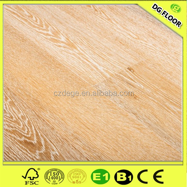 hdf waxed arc click water resistant ac5 cutter oak laminate flooring