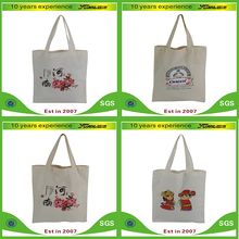 High Quality Wholesale Cheap 10oz cotton canvas tote bag