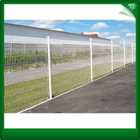 High - end residential protection Steel grills fence design hot dipped galvanized wire for sale