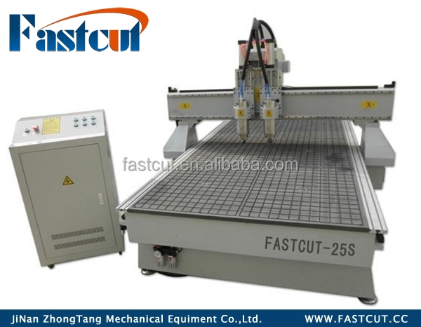 direct manufacturer high precision FASTCUT 25s carpentry engraving machine wood picture frame making machine