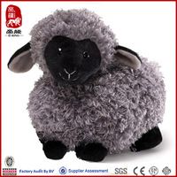 Wholesale Soft farm animal stuffed plush toy lamb