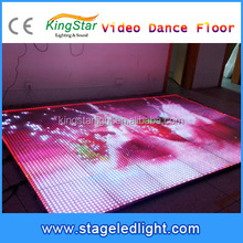 2016 Nightclub LED Dance Floor China Video XXX 50X50cm For Sale 3D Effect Stage Lighting Christmas Decorative Club Party