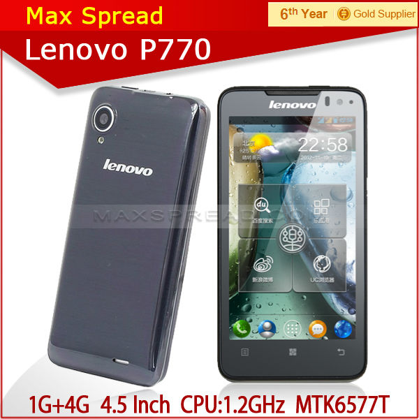 2014 new lenovo p770 1gb ram 4gb rom lenovo acer mobile phones
