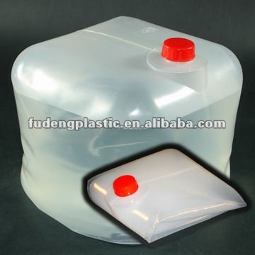 20Liter Cubic Container / 5Gallon Foldable Water Buckets