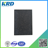 Honeycomb Activated Carbon Panel Air Filter