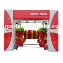 Best quality 5 brush rollover car wash machine system