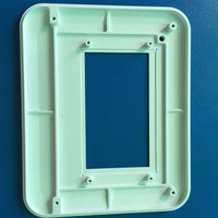 High Quality Plastic Blocks Cnc Machining