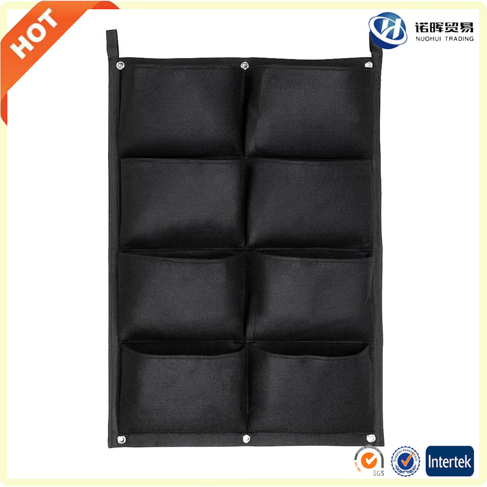 2016 wholesale felt eco-friendly grow bags for vegetables