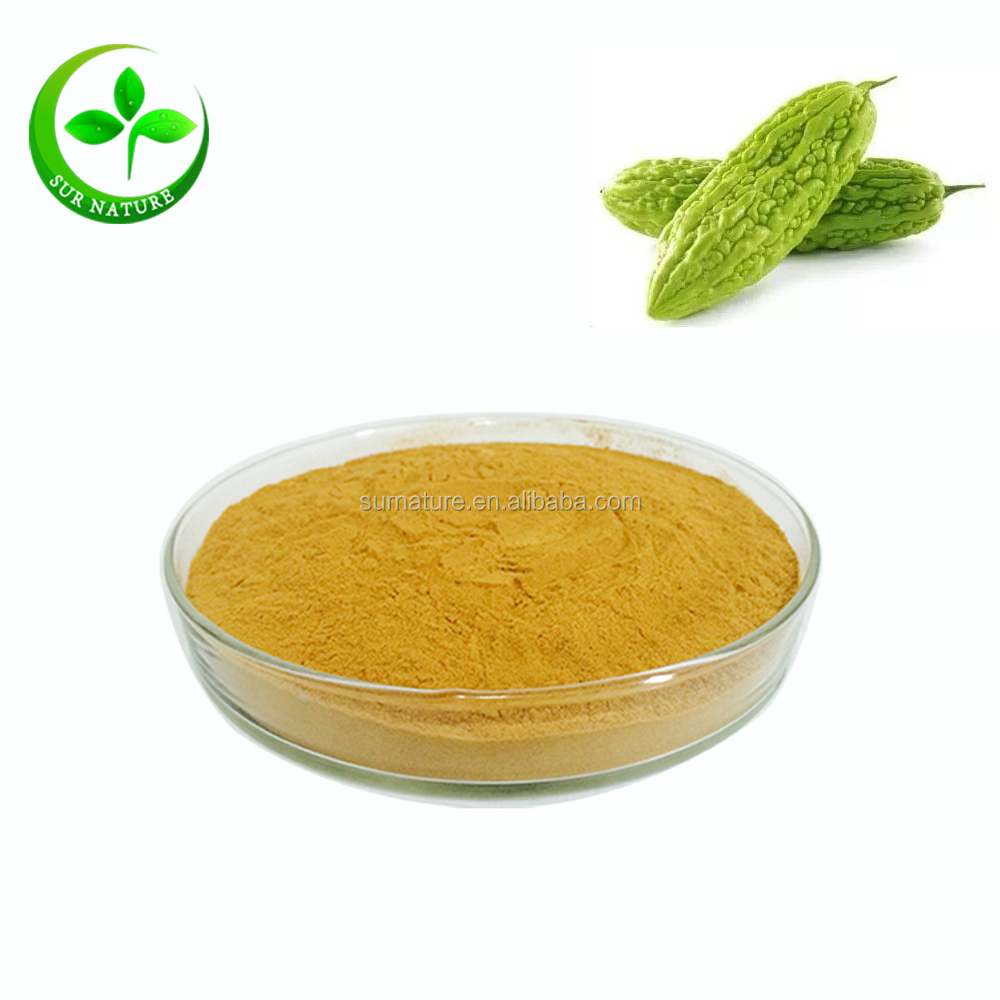 GMP standard Natural bitter melon powder / bitter melon extract
