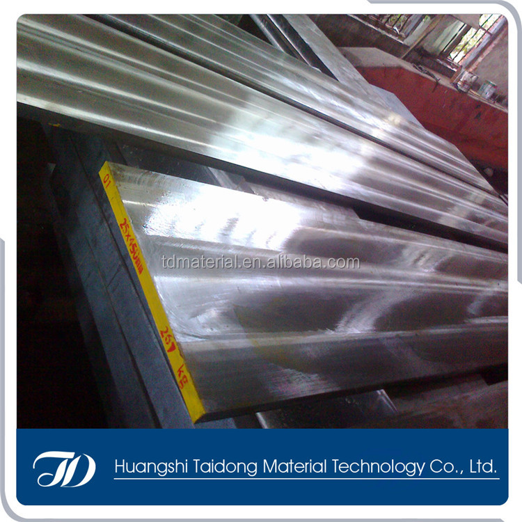P20+Ni 718 plastic mould flat steel bar