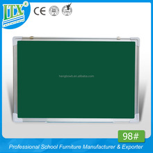 HB-98# Elegant green board , children writing board standard size , billboard for wholesale