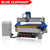 High quality 3 axis 1325 cnc wood router machine , 3 axis cnc machine with wheel