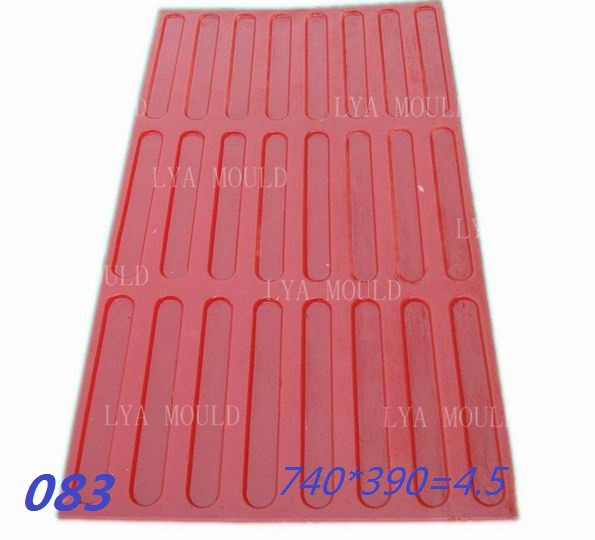 Stamped Rubber Flooring : Imperial ashler slate decorative concrete stamps rubber