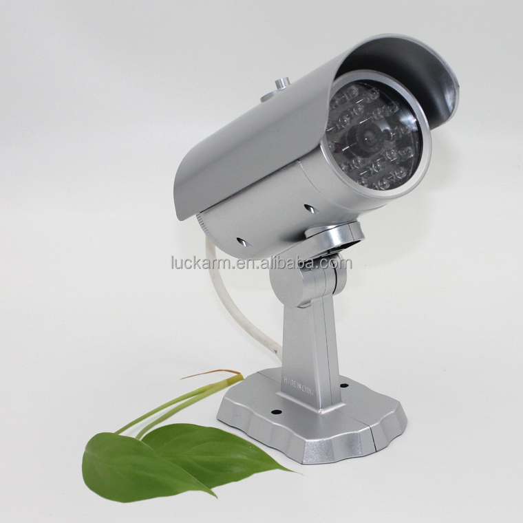 2016 New Wireless Waterproof IR LED Surveillance CCTV Security Fake dummy security camera