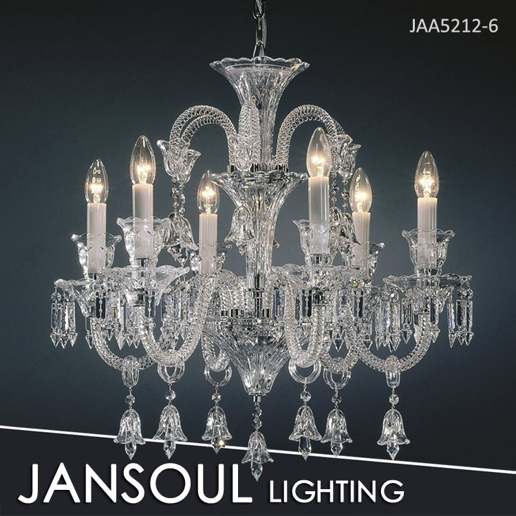 JANSOUL lighting factory high quality modern crystal chandelier