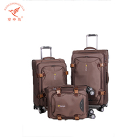 china new products beautiful lightweight light luggage sets