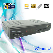 DVB-S2 TV Satellite TV Tuner Decoder