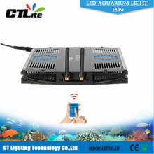 Chinese manufacturer 48 inch led aquarium light with storm simulation smart phone APP control