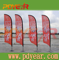 Custom feather flag / wholesale beach flag/ flags and banners