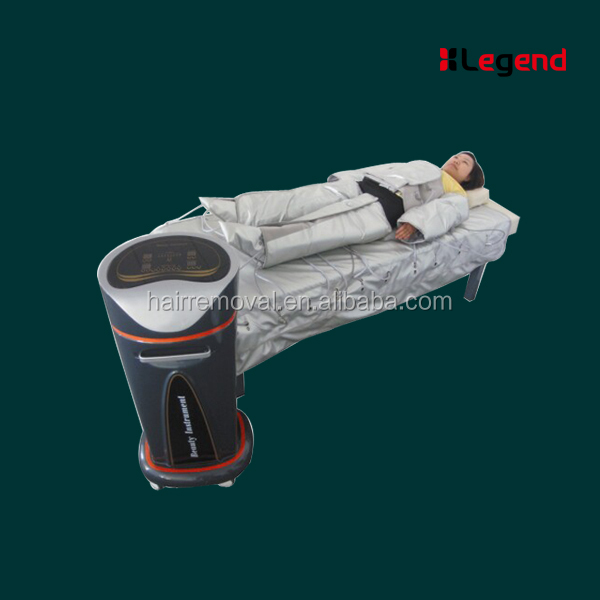 2015 vertical far infrared pressotherapy lymph drainage slimming suit F-26