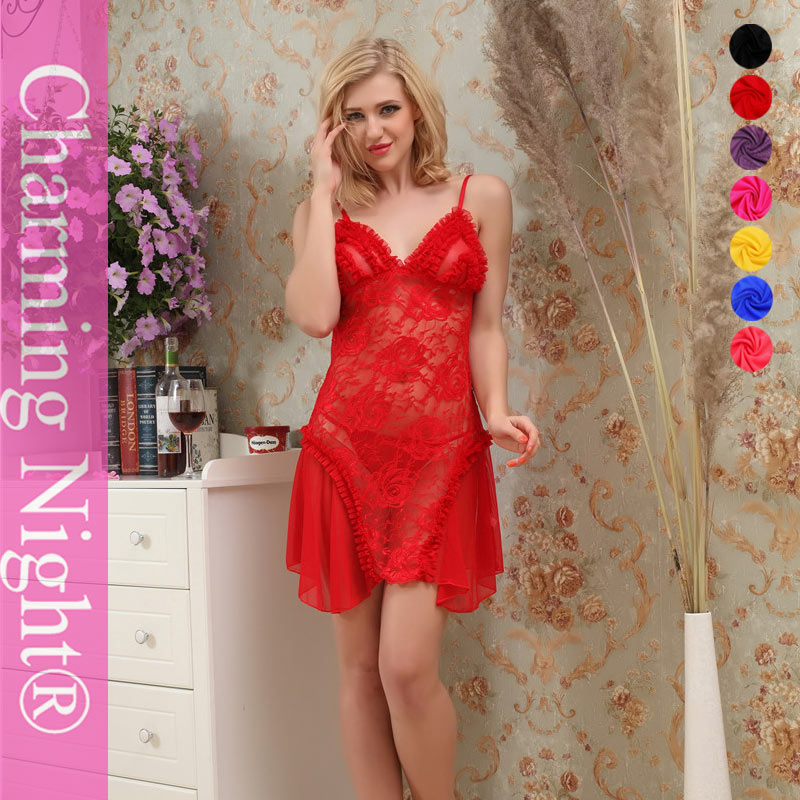 New style hot fashion women sexy lingerie lace nude lingerie for young ladies