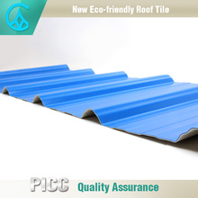 Alibaba China Supplier PVC Light Weight Insulation Roof Shingle
