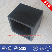"2"" Square Rubber End Caps/leg/feet for Square Tube"