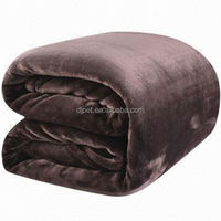 good quality solid color blanket