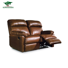 Top Quality Modern Recliner Sofa Luxury Double Recliner Sofa