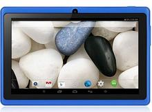 "7"" Tablet PC Android 4.2 Google A23 Dual Core 512MB-4GB WiFi two Camera 7 Inch Q8 Q88 Tablets PC"