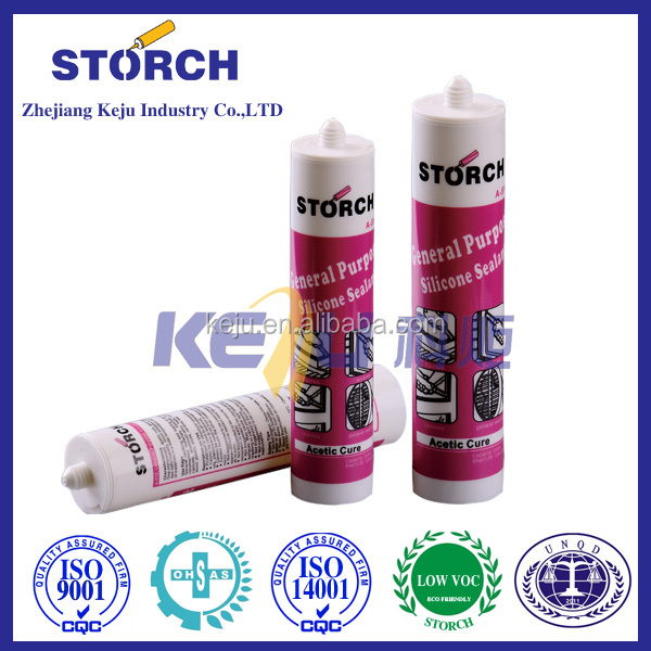 Storch A570 structural acetoxy sealant for architectural applications sealing