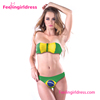 Latest Design Sexy Women String Bikini China Swimwear Factory