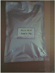 The bottom price of kojic acid powder by DHL ship to Chicago in USA;Toronto Canada