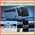 2015 super-luxury inter-city coach bus with 33+1 VIP seats (HENGTONG brand)