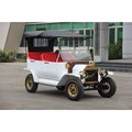 Fashion CE Approved 5KW retro electricity golf trolley touring car