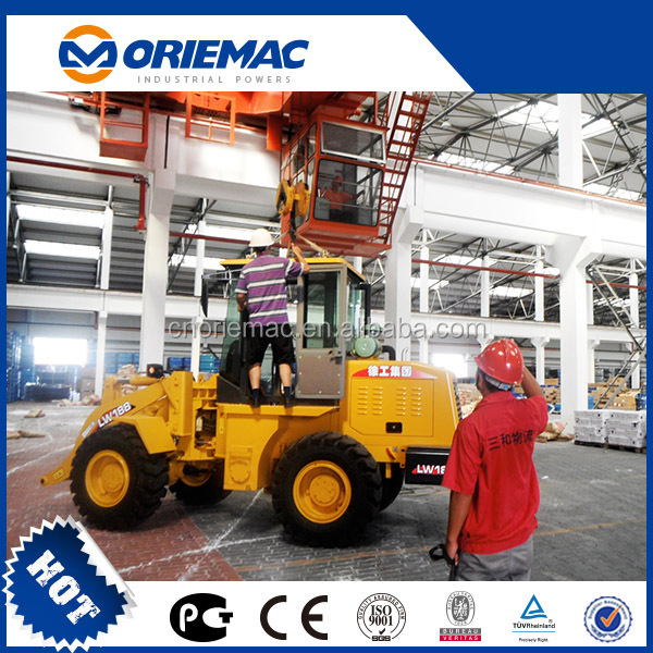 XCMG LW220 2ton front end wheel loader