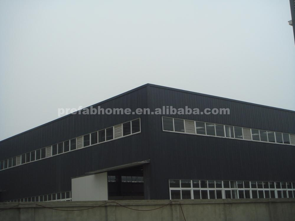Hengxin steel structure economic prefab 3000m2 workshop and warehouse for sale