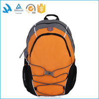 costomer design cheap fashion polyester slazenger backpack bag