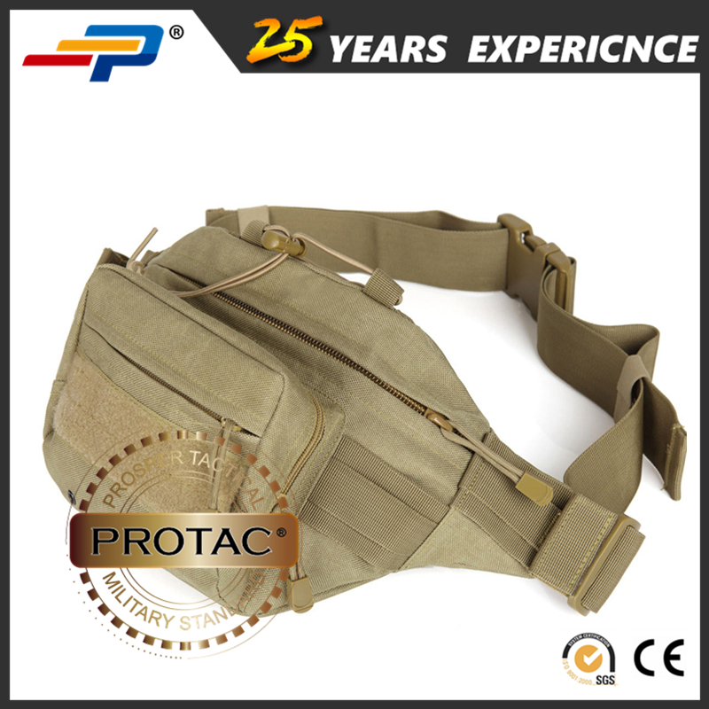 Wholesale Fashion Travelling Durable Military Waist Bag