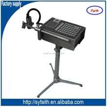 F200 inkjet printer for pipe, wire and cable, wood, egg, test tube, drink bottle with Persian language