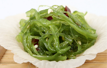 Hiyashi wakame frozen seasoned seaweed salad