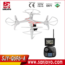 New RC Drone WLtoys Q696-A 5.8G FPV 1080P Camera 2-axis Gimbal Air Press Altitude Hold RC Quadcopter SJY-Q696-A