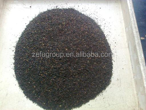 The cheapest price wholesale black tea dust!