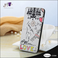 high quality pu leather Fold mobile phone case