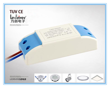 High PF Low Ripple Noise Free Constant Current LED Driver 7W 300mA Power Supply