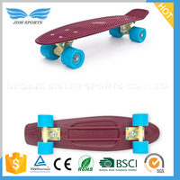 Super Quality Reasonable Price big wheel skateboard